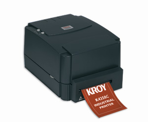 K4350 Printer with Cutter - Click Image to Close